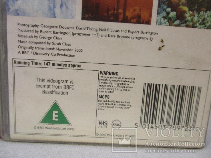 Две видеокассеты (на англ.), фото №5