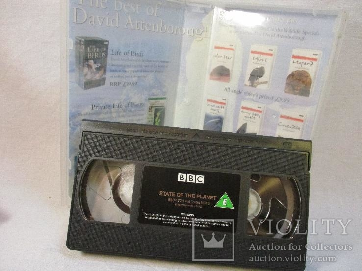 Две видеокассеты (на англ.), фото №9