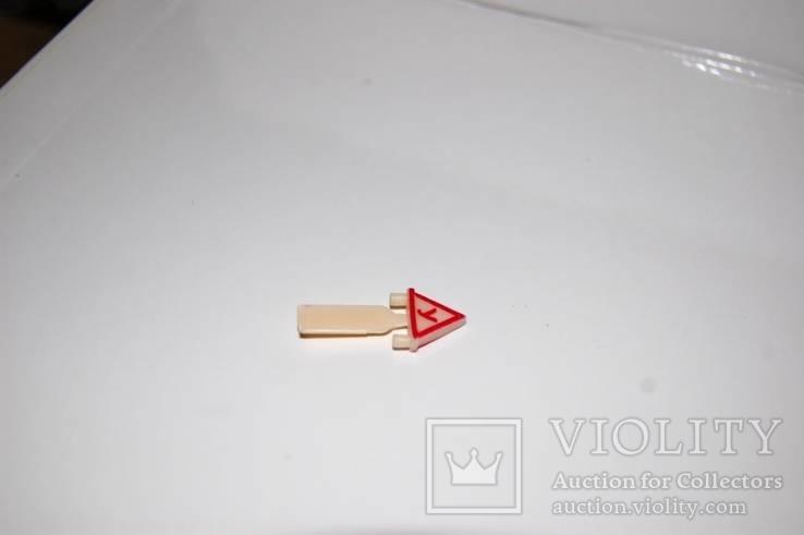 Деталь Знак Ученик для моделей СССР 1:43