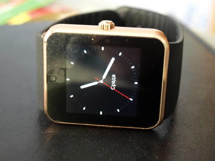 Часы -телефон Smart watch GT08