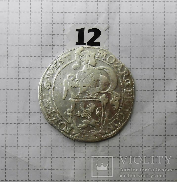 Левковый талер 1610 год