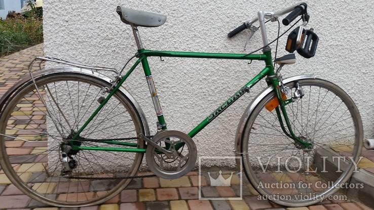 Велосипед JAGUAR раритет