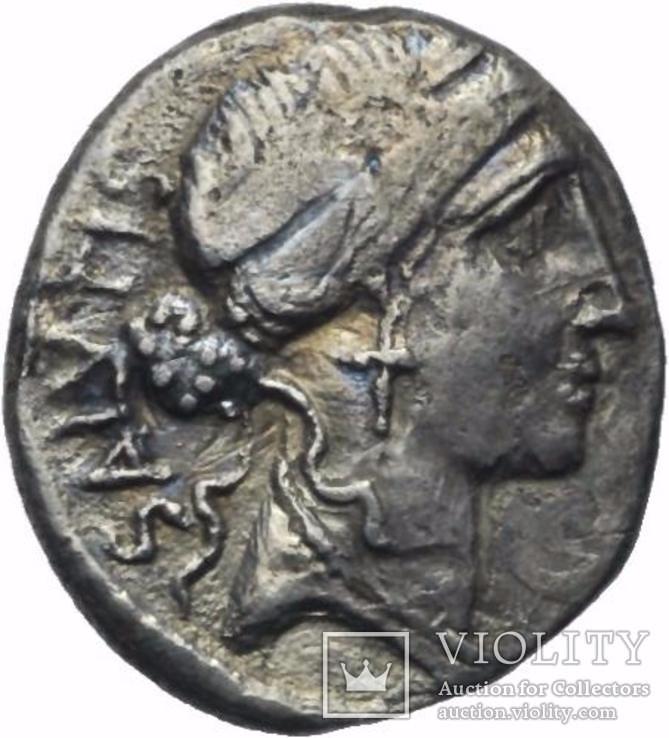 Man. Acilius Glabrio, 49 г до н.э.
