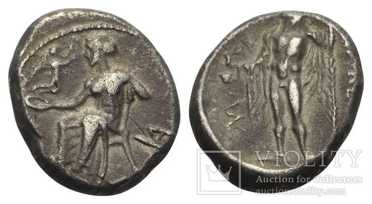 Киликия, Нагидос, 420 – 380 гг до н.э. Статер