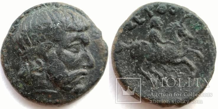 Фракия Seuthes III 323-316 гг до н.э. (69_19)