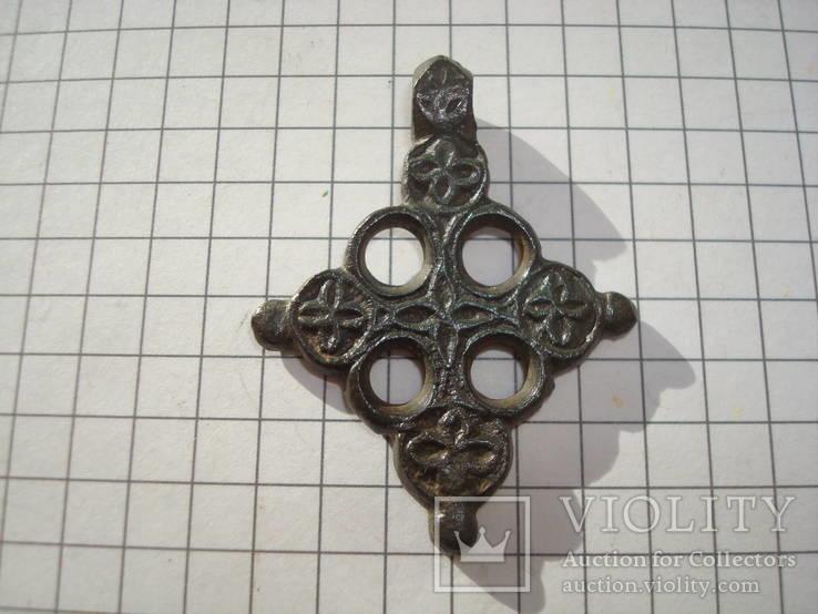 Крест периода КР 4х3см.