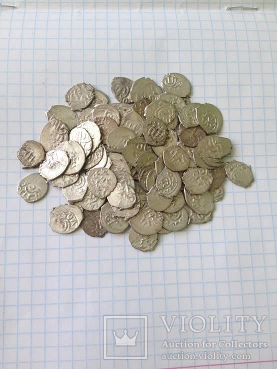 90 монет Девлет Гирея первого