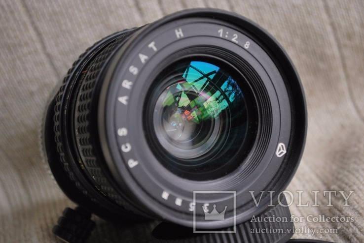 MC Arsat (Арсат) 2,8/35 мм PCS, шифт, Nikon-Киев-19.