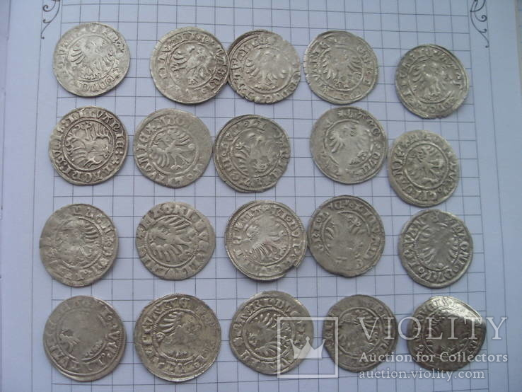 20 Литовских полугрошей