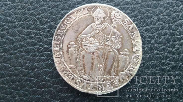 Талер,Зальцбург,  1621 год . вес - 28.7 гр .