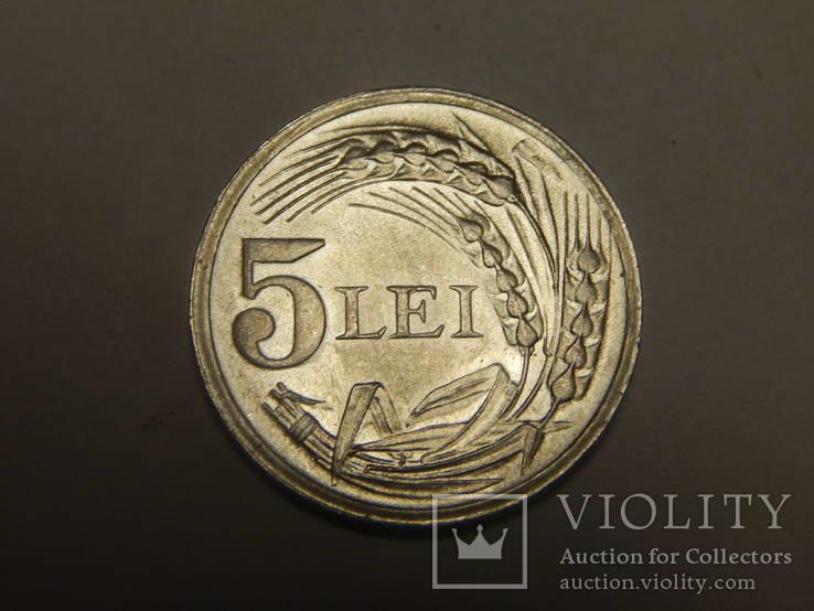 5 лей, 1947 г Румыния