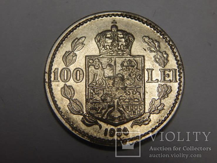 100 лей, 1936 г Румыния