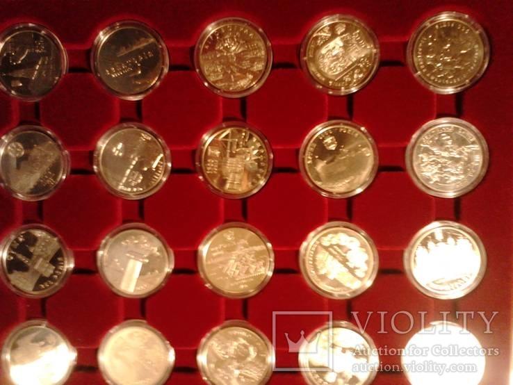 Коллекция монет Украины