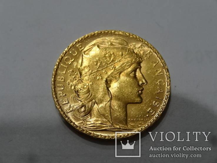 20 франков 1903 г.