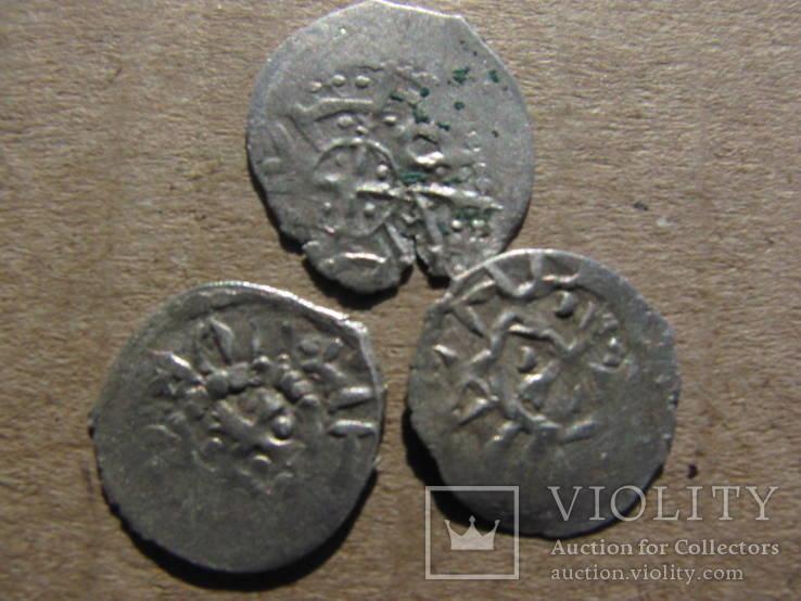 Монеты В . Ольгердовича 3 -шт .