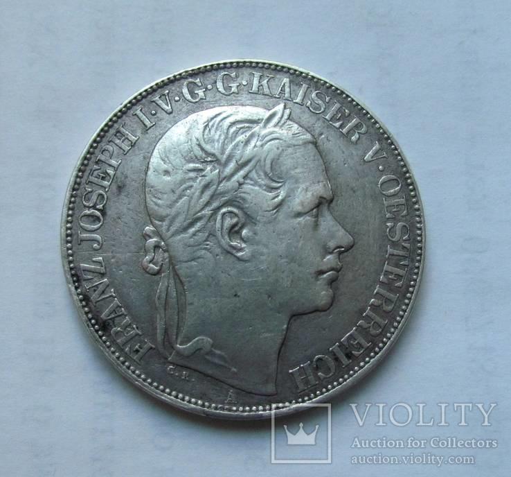 2 Верейнсталери 1857 р. Франц Йосиф