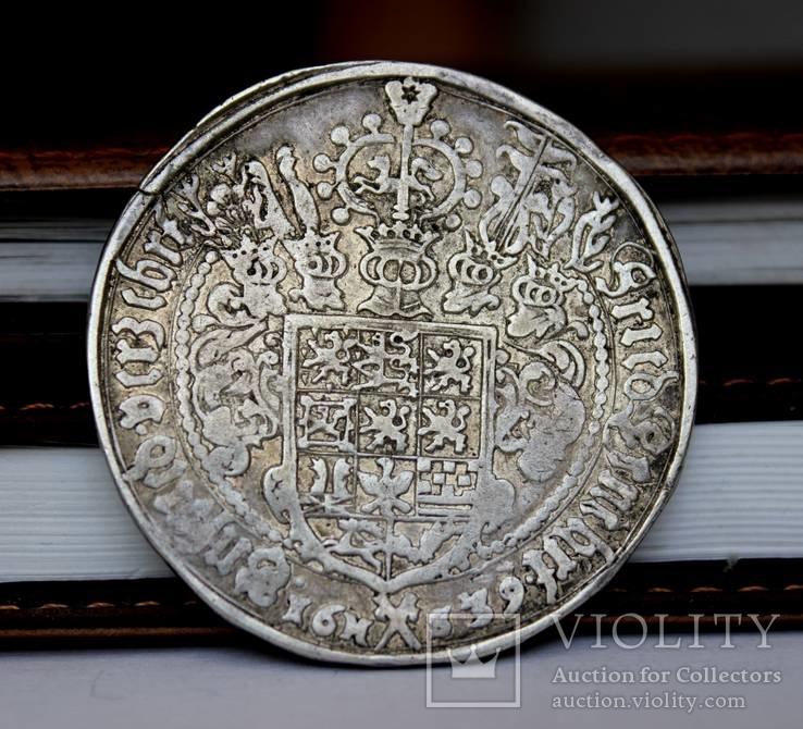 Талер 1639 Брауншвейг-Люнебург