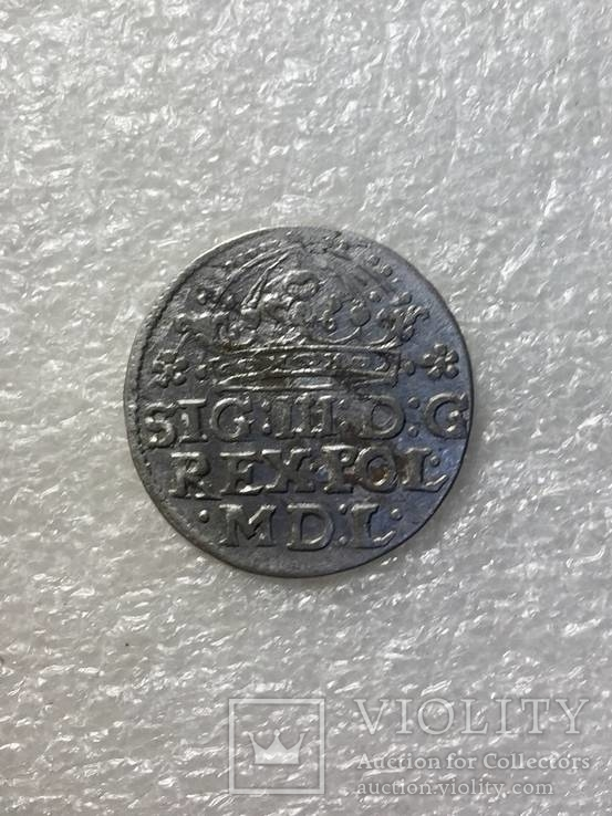 Грош короний 1613