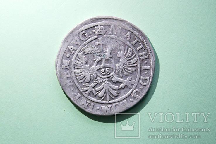 Флорин 1618 год