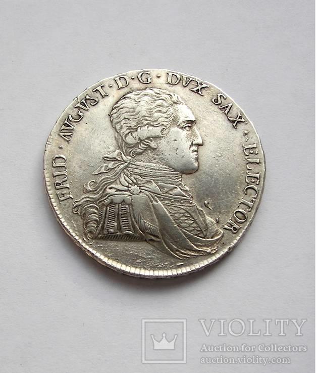 Талер 1805 Саксония