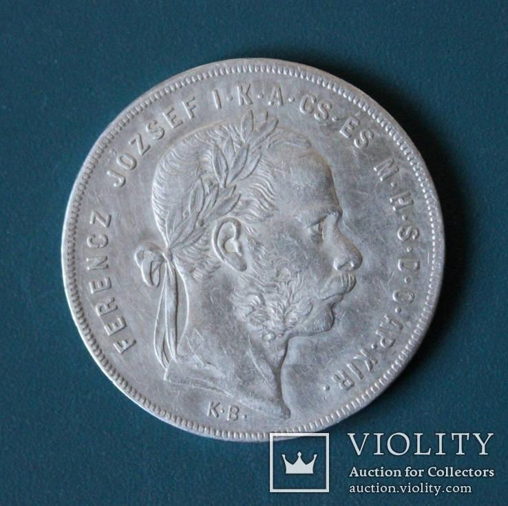 1 форинт 1879