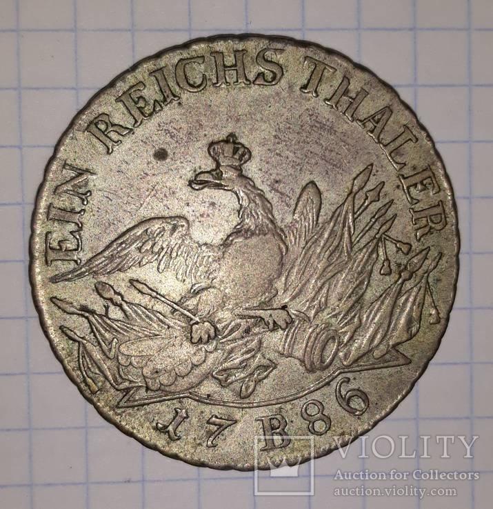 Талер 1786