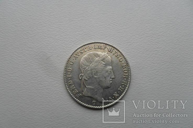 Монета 1840 год