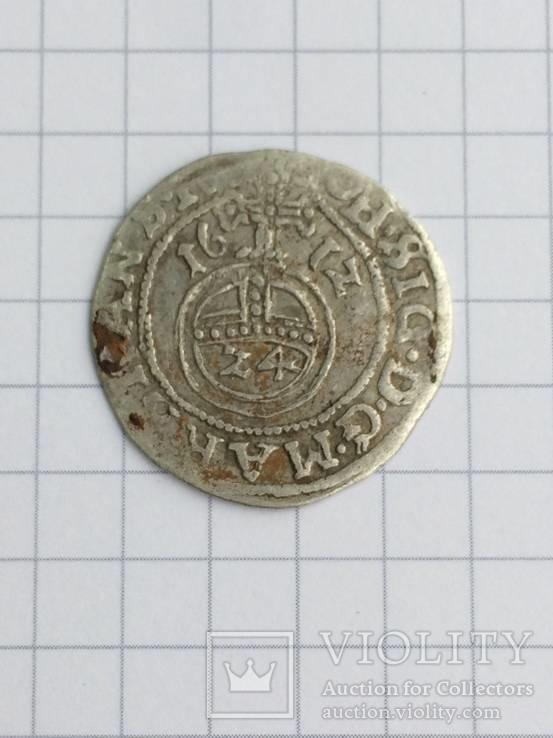 Полторак (Грош) 1612 р.