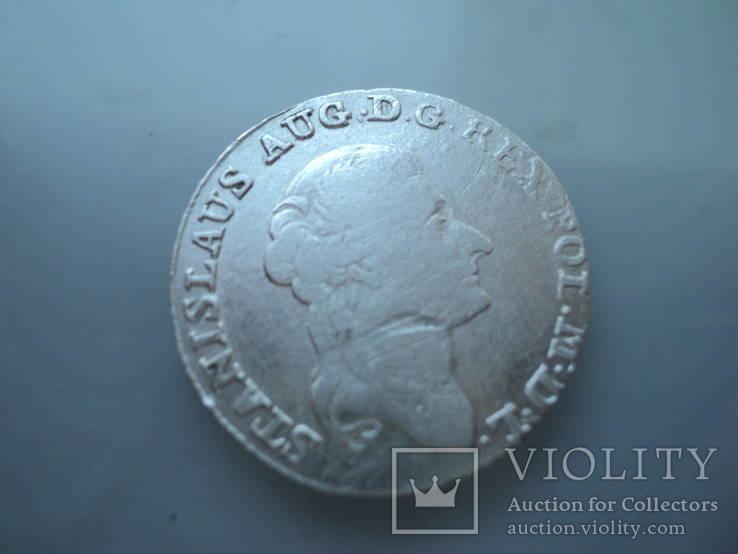 4 гроша 1792 г
