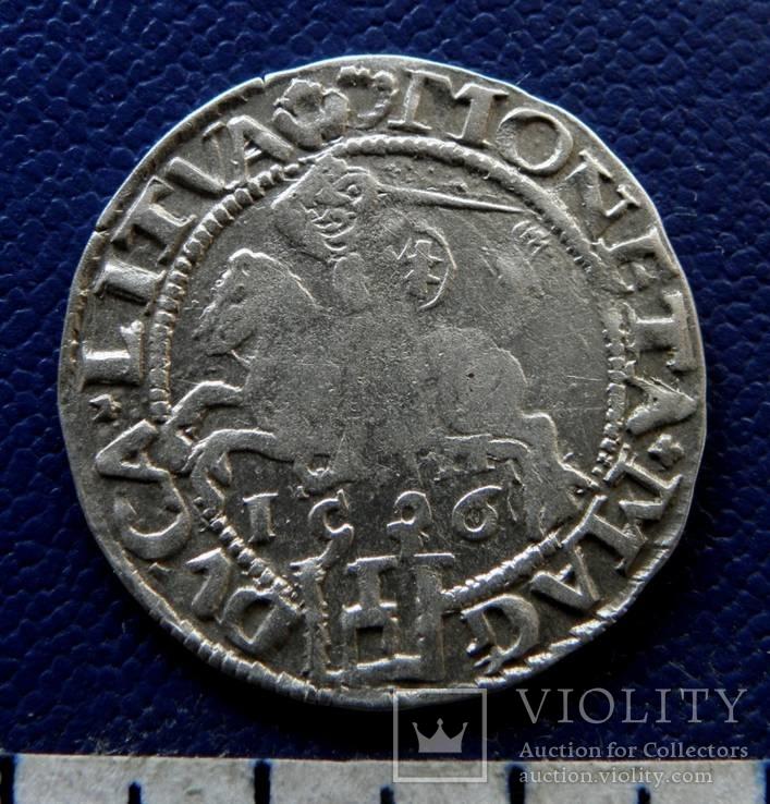 Грош литовский 1536 г ( месяц М )
