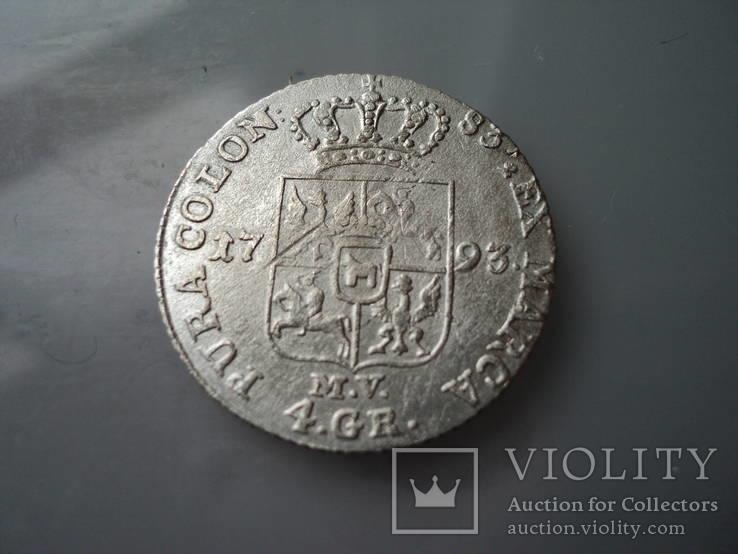 4 гроша 1793 г