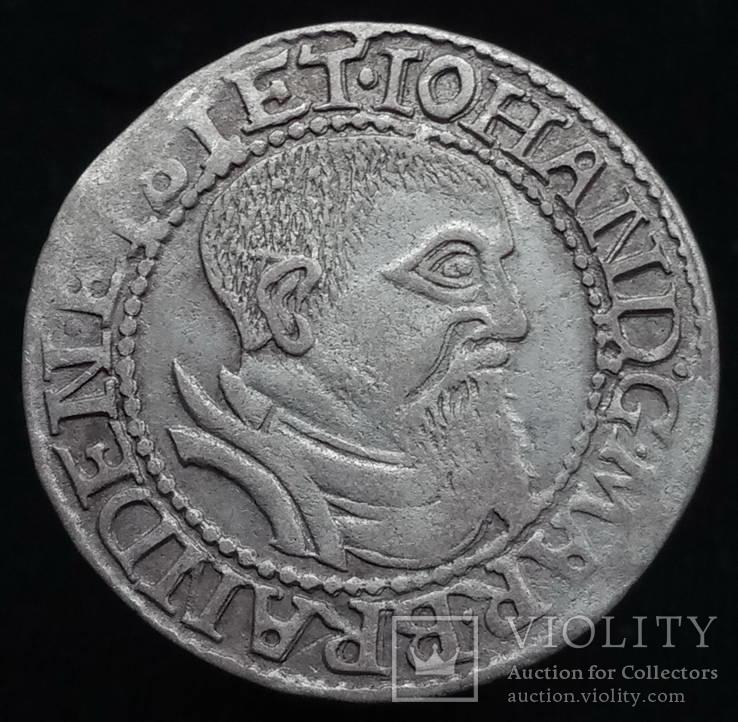 Грош 1544 р. м.д. Кросно