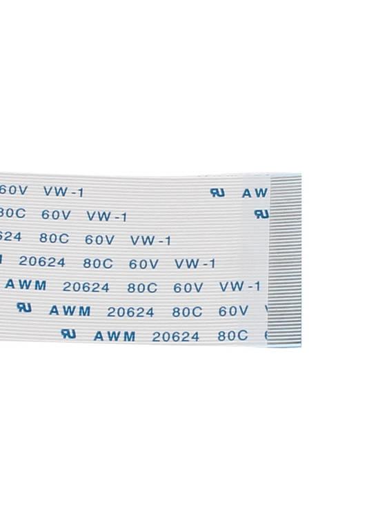 Шлейф AWM 20624 80C 60V VW-1 50pin FFC 150mmx0.5mm, фото №4