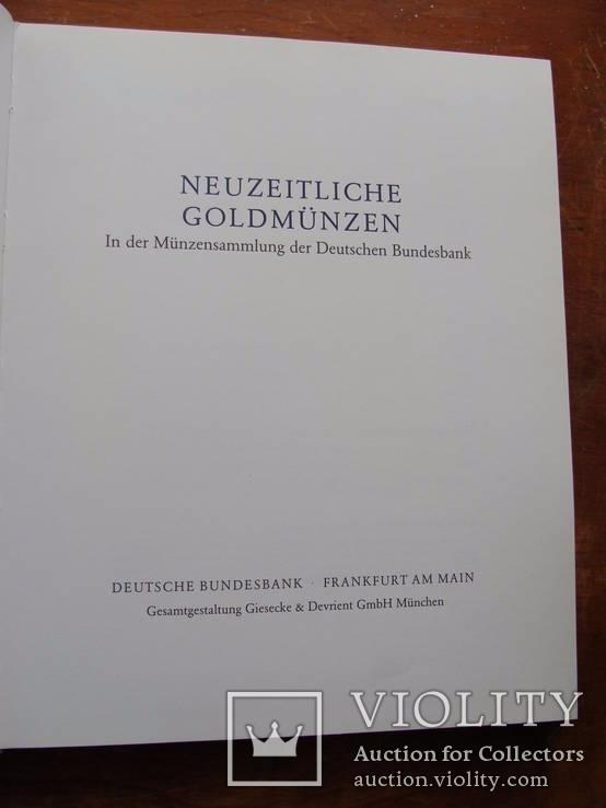 Neuzeitliche Goldmunzen. Современные золотые монеты., фото №4
