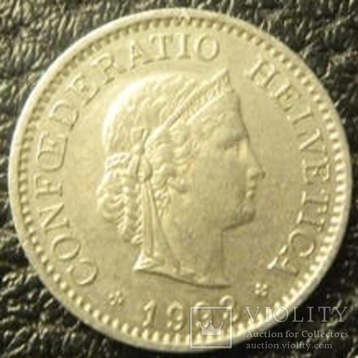 10 рапенів Швейцарія 1993 B, фото №2