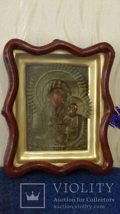 Богородица 19век
