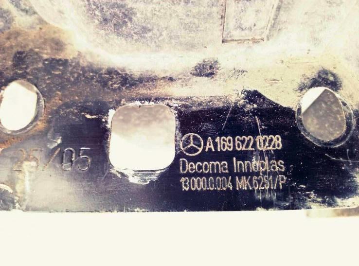 Монтажная передняя панель Mercedes W169 A-Сlass (телевизор), фото №5
