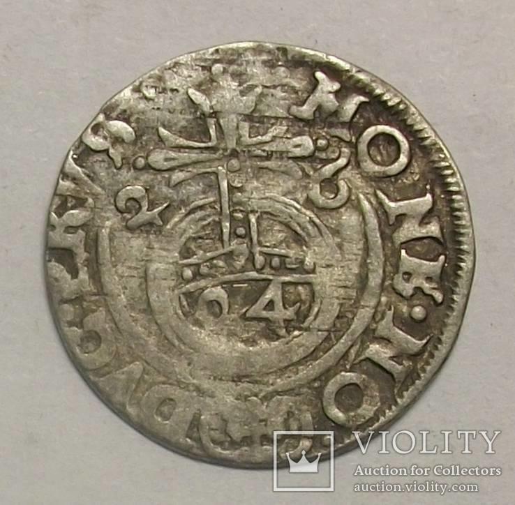1626 год для коллекций монеток
