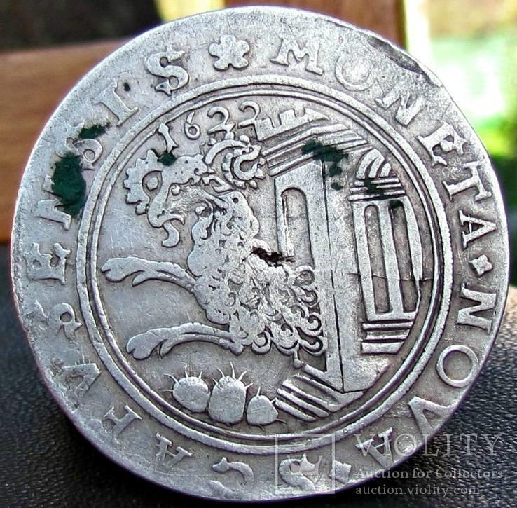 Талер 1622 р. Швейцарія, кантон Шафхаузен