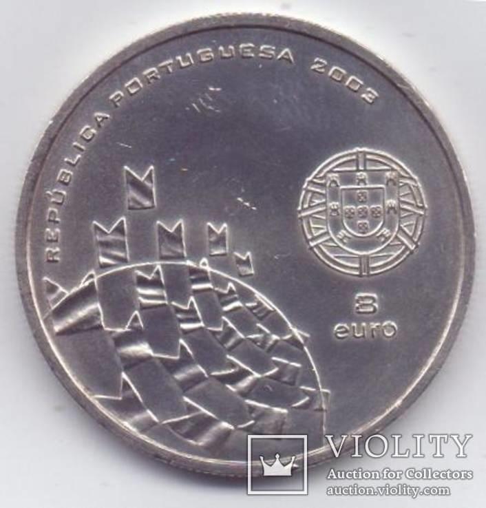 8 євро 2003 р. Португалія Ag Чемпионат мира по футболу 2004 года., фото №3