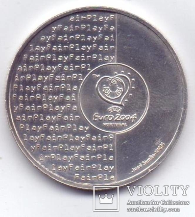 8 євро 2003 р. Португалія Ag Ценности футбола - Честная игра
