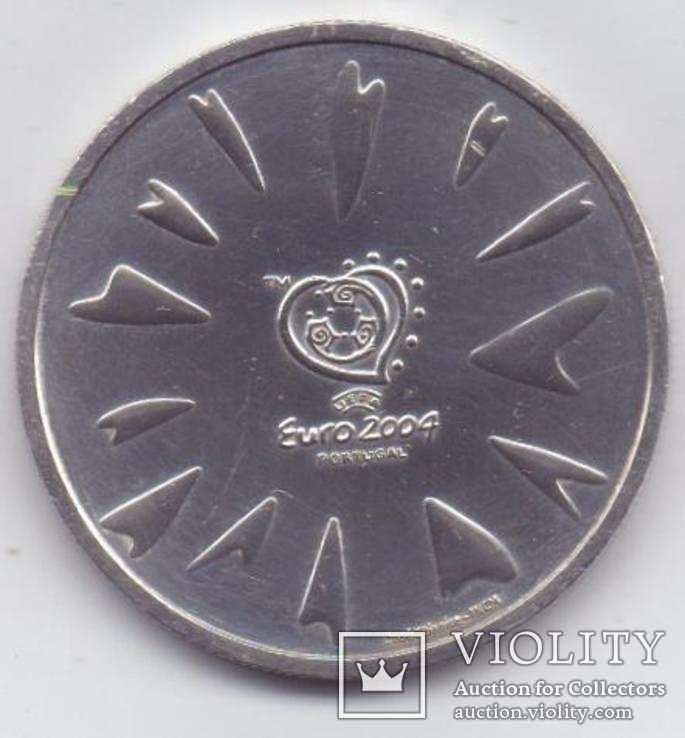 8 євро 2004 р. Португалія Ag 12-й чемпионат Европы по футболу - ЕВРО2004.