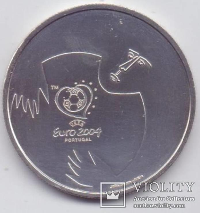 8 євро 2004 р. Португалія Ag Воротар