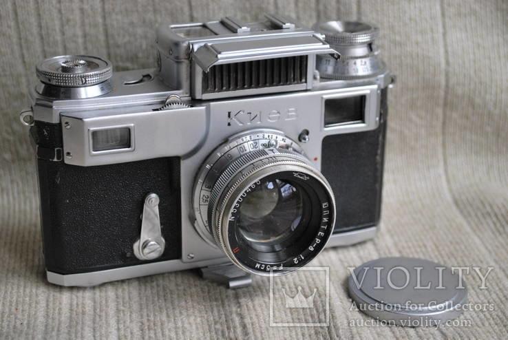 Киев-3 № А 525522, 1952 год, Юпитер-8 КМЗ, упаковка., фото №5