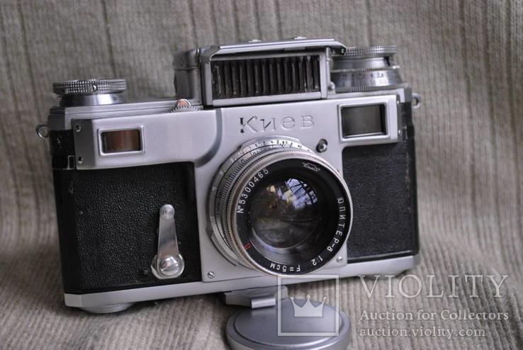 Киев-3 № А 525522, 1952 год, Юпитер-8 КМЗ, упаковка., фото №7