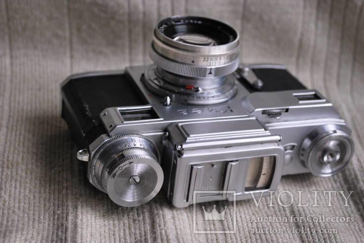 Киев-3 № А 525522, 1952 год, Юпитер-8 КМЗ, упаковка., фото №9