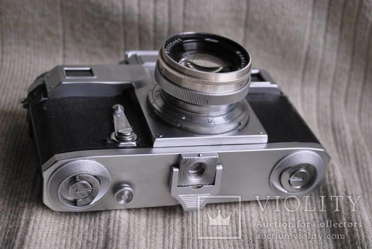 Киев-3 № А 525522, 1952 год, Юпитер-8 КМЗ, упаковка., фото №10