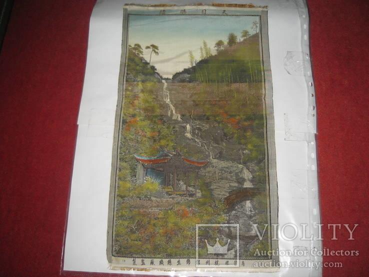 Китайские гобелены начало 20 века 2