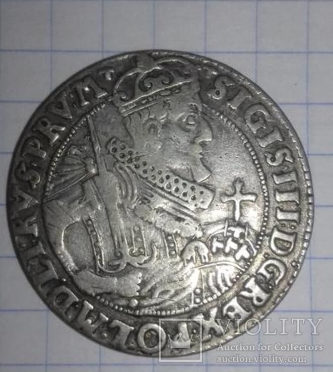 Орт коронный, Сигизмунд III 1624