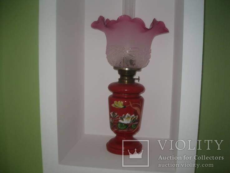 Лампа тюльпан, фото №2